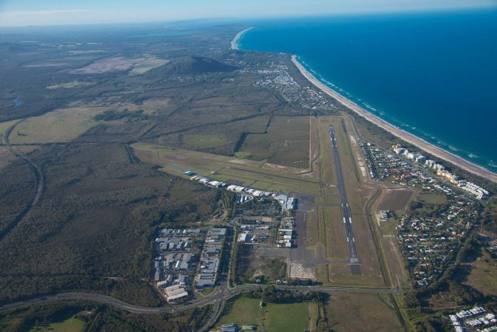 Sunshine Coast Airport expansion gets green light with $181m loan from Federal Government