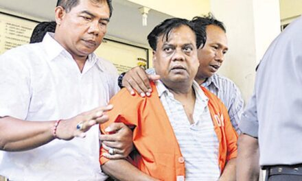 CBI registers three cases of murder, extortion masterminded by Chhota Rajan
