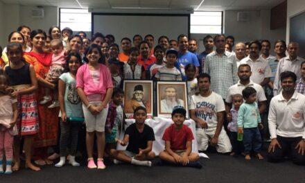Hindu Swayamsevak Sangh (HSS) Brisbane celebrated Varsha Pratipada Utsav