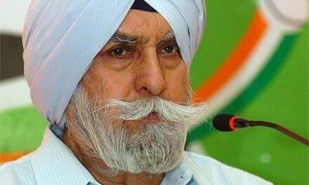 """Supercop"", Former DGP of Punjab KPS Gill passes away at 82"