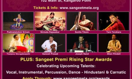 Sangeet Mela 2017 is on its way