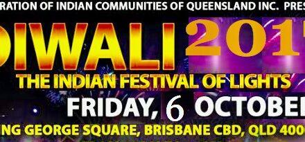FICQ presentsDiwali Indian Festival of Lights 2017