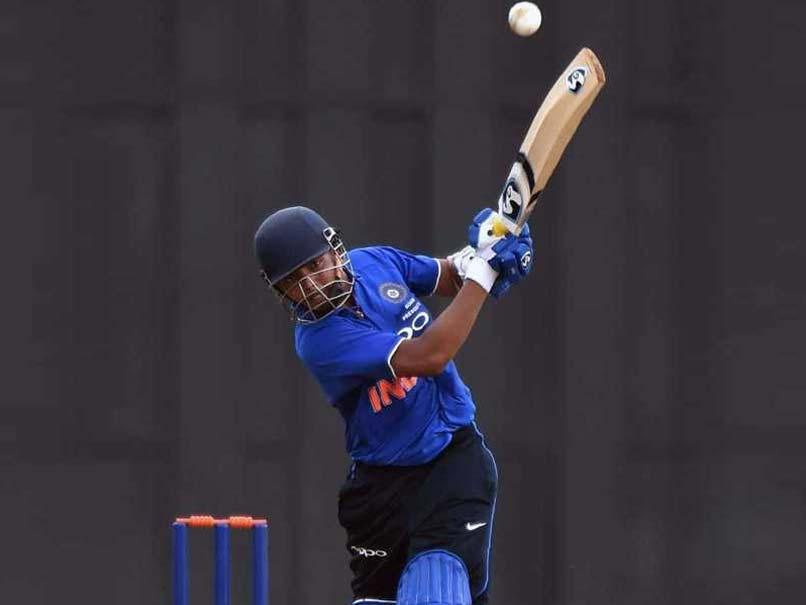 ICC U-19 World Cup: Prithvi Shaw Stars In India's 100-Run Win Over Australia