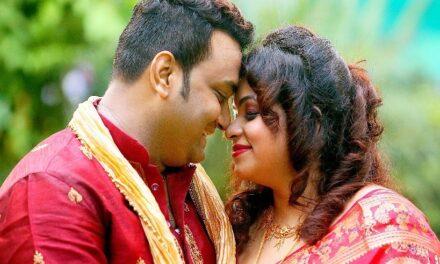 Sanjib Sarkar Ties The Knot With Long-Time Girl Friend Bahnisree