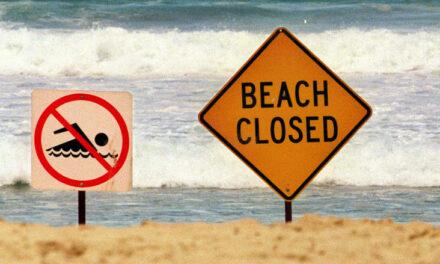South-east beaches close en masse as dangerous surf pounds coast