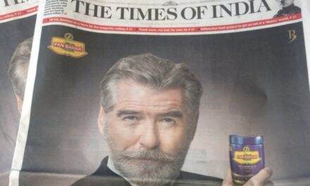 Pierce Brosnan says India mouth freshener brand 'cheated' him