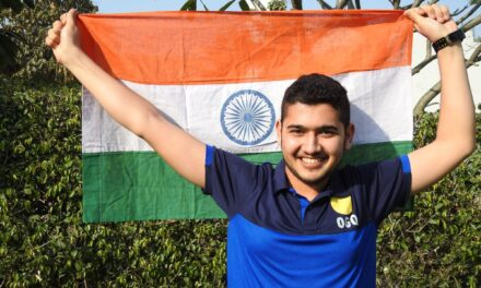 Anish Bhanwala – India's youngest Commonwealth Games gold medallist