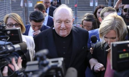 Archbishop Philip Wilson to step down after sex abuse cover-up