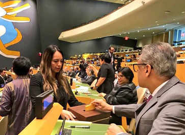 India wins election to UNHRC with highest votes