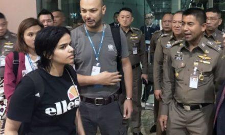 Rahaf al-Qunun: UN 'considers Saudi woman a refugee'