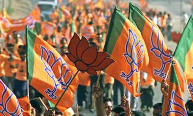 BJP accuses Trinamool of rigging polls