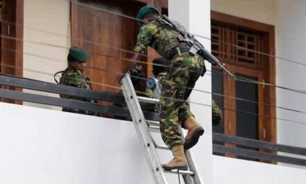 Sri Lanka: 15 Bodies found After Overnight Raid by Troops; four Suspected IS Gunmen killed