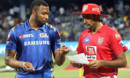 Kieron Pollard's Sensational knock Helps Mumbai Indians to Thrilling Win at Wankhede