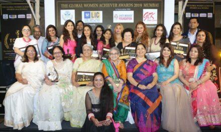 The Global Women Achiever Awards 2019 felicitates 44 Indian women