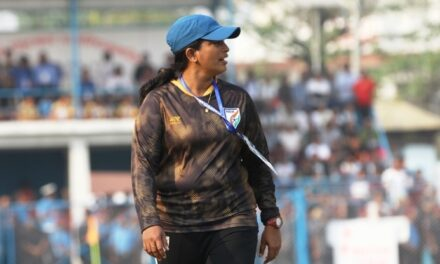 Maymol Confident Indian Eves Will Defend SAG Title