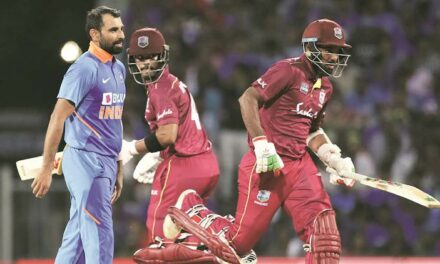 India vs West Indies: Rolling Out the ODI Red Carpet At Vizag
