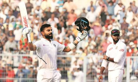 ICC Test Rankings: Virat Kohli Retains Top Spot; Marnus Labuschagne Grabs Career-Best Third Place