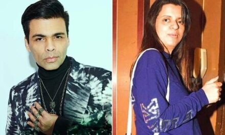 Rangoli Chandel Tells Karan Johar To Stay Away from Kangana Ranaut