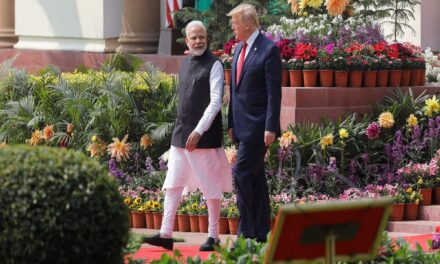 CAA Is Up To India. I Hope It'll Take The Right Decision for Its People: President Donald Trump