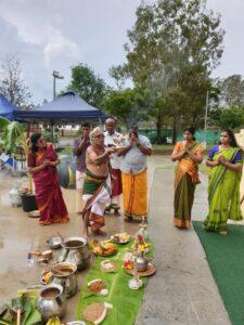 Pongal celebrated at Sri Selva Vinayakar temple 2