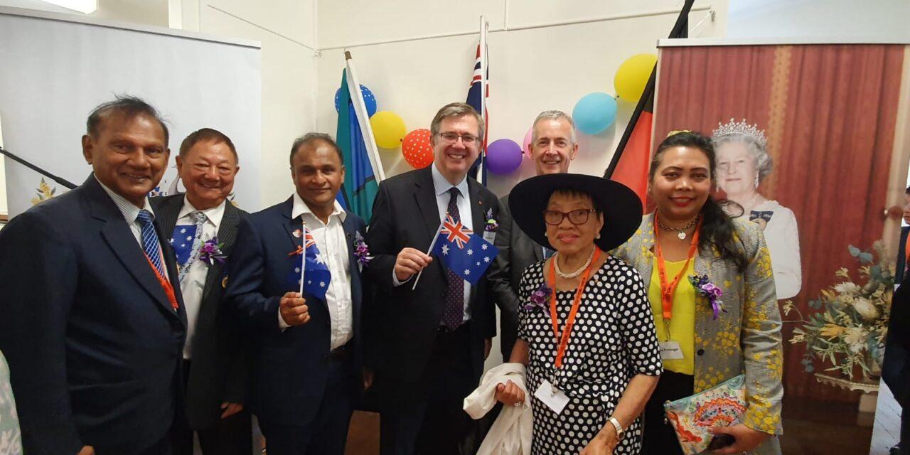 Australian Citizenship Ceremony celebrating Harmony Week held