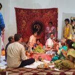 Shivaratri celebrated at Sri Kamakshi Ekambareswara Dhaam