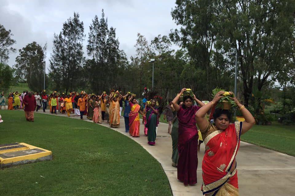 Thai Poosam festival held in Brisbane
