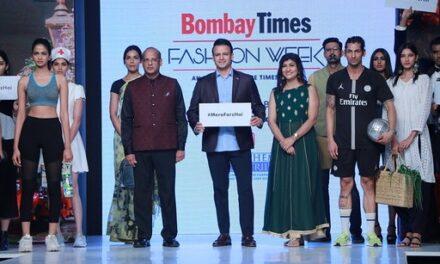 Despite corona crisis, Bombay Times Fashion Week draws crowds