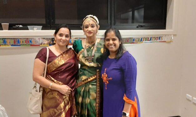 Swarajathi, bharatnatyam dance event, organised in Brisbane