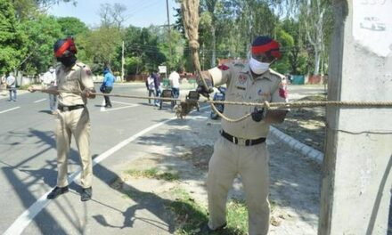 Police allegedly attacked in Patiala, ASI's hand chopped off