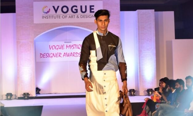 Fashionably blurring the gender norms By Puja Gupta