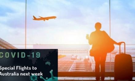 Australian government to facilitate COVID-19 repatriation flights to bring stranded Australia