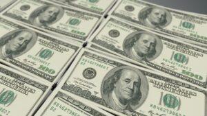 US dollar rises