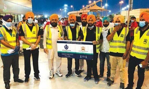 Dubai gurdwara charters 1st repatriation flight to Punjab
