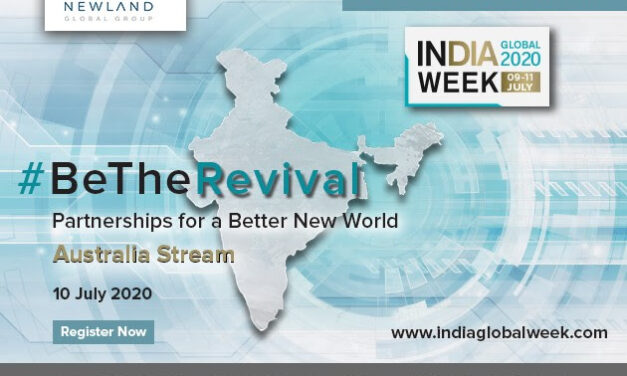India Global Week 2020 – Be The Revival