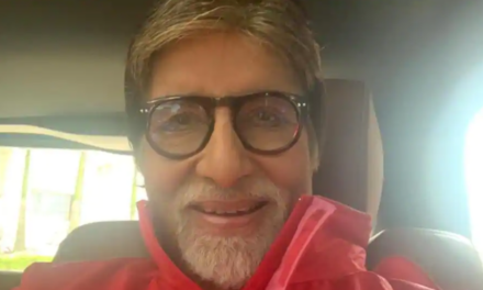 Amitabh Bachchan keeps up with his routine in isolation ward during treatment for Covid-19