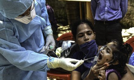 India sees highest 1-day spike of over 49k Covid cases in 24 hrs