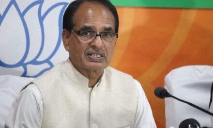 Madhya Pradesh CM Shivraj Singh Chouhan tests positive for coronavirus