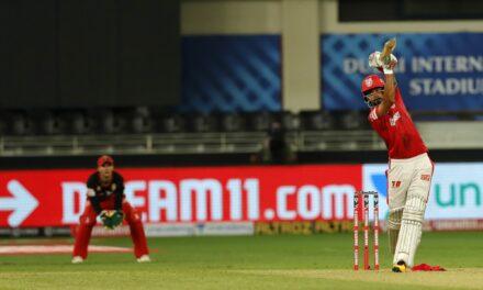 KL Rahul's record-breaking ton blows RCB away