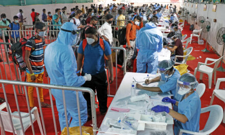 Coronavirus LIVE: India cases top 4.4 mn; 95,529 cases seen in just 24 hrs