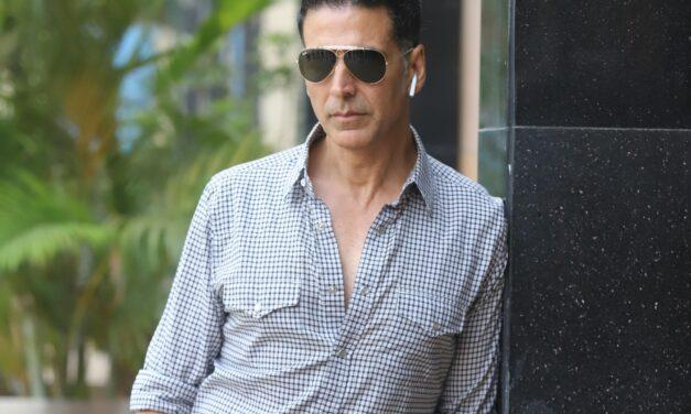 Akshay Kumar resumes shooting for 'Prithviraj'