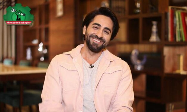 Ayushmann: Kishore Kumar gave me courage to attempt 'Dream Girl'