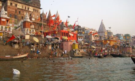 Ganga and Ma-Ganga: Rivers stimulate cooperation