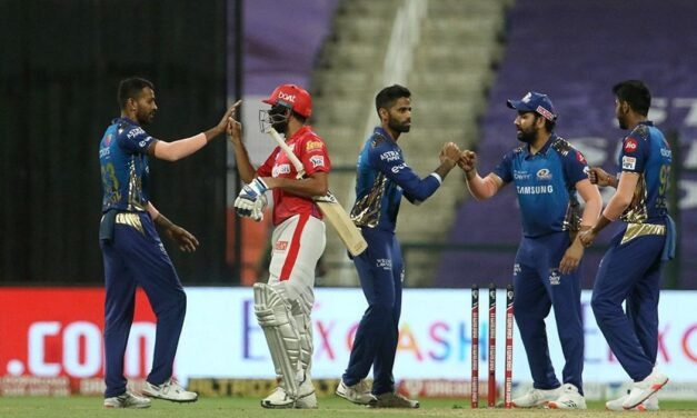 Clinical MI cruise to 48-run win over KXIP