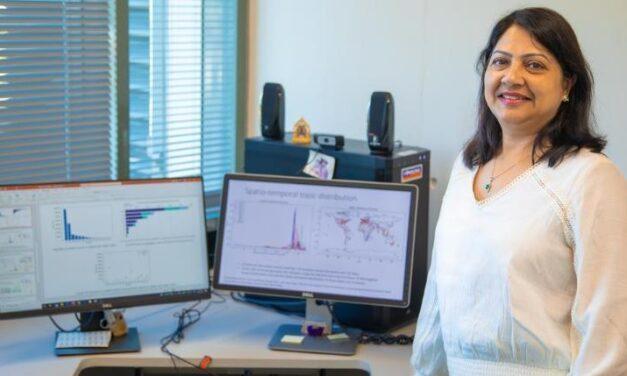 Optimizing the versatile utility of data science — meet researcher Richi Nayak
