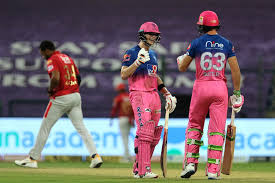 Rajasthan Royals beat KXIP, stay afloat