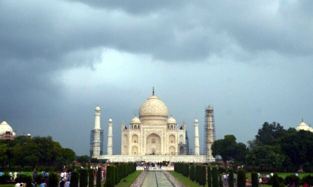 Taj Mahal and Agra Fort reopen after 6 months