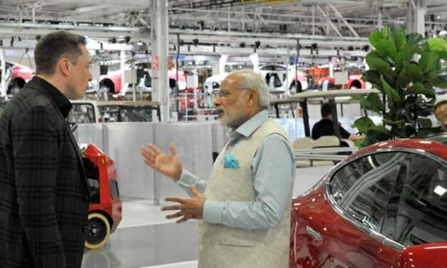 Tesla to enter India next year, says Elon Musk
