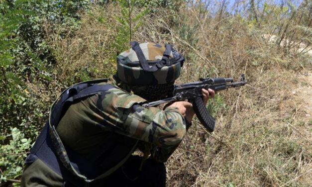 2 terrorists killed in an encounter in Kashmir