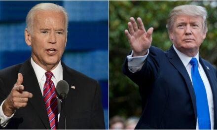 Biden 118, Trump 114: US lurches towards nail biting finish